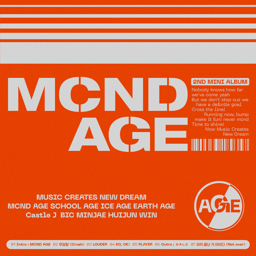 Download lagu MCND - Not Over Mp3